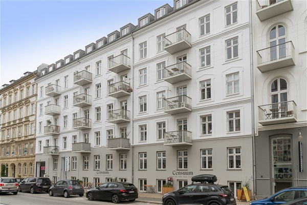 Nørre Farimagsgade 47, 3. th. Ejerlejlighed