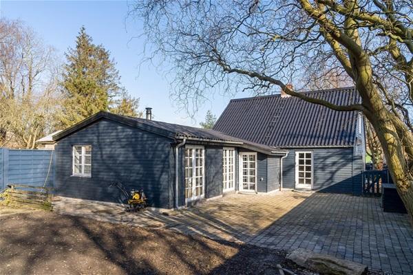 Sortsøvej 39, Sortsø By Villa